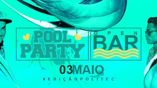 Pool Party Politec Open Bar