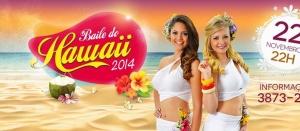 Baile do Hawaii 2014 - Clube Recreativo