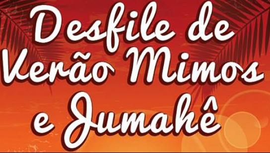 Desfile de Ver�o Mimos e Jumanh�