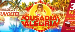 Ousadia & Alegria - Edi��o Ver�o
