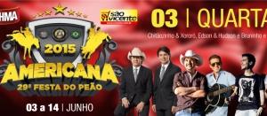 Chit�ozinho & Xoror�, Edson & Hudson e Bruninho & Davi