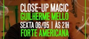 Close-up Magic com Guilherme Mello