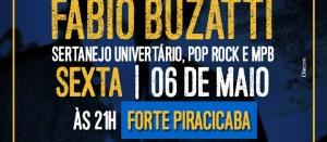 Musica ao vivo com Fabio Buzatti