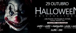 Halloween Universit�rio