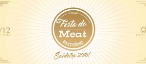 Festa do Meat Saideira 2016  - 3ª Edição