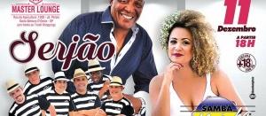 Serjão, Samba D Aninha e Alto Astral