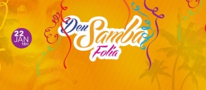 Deu Samba Folia