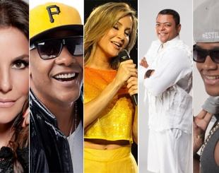 Confira m�sicas candidatas a sucesso do carnaval 2014 de Salvador