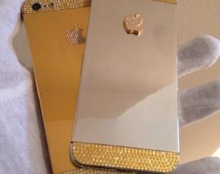 Presidente da Nig�ria encomenda iPhones de ouro para casamento da filha