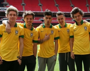 Local do show do One Direction no Rio muda para Parque dos Atletas