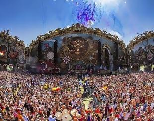 Veja o Festival Tomorrowland 2014 na B�lgica ao vivo