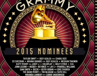 Veja quem s�o os ganhadores do Grammy 2015