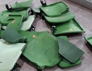 Corintianos depredam est�dio do Palmeiras ap�s vit�ria