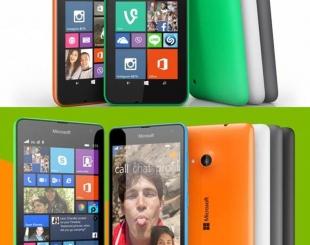 Microsoft lan�a no mercado brasileiro o novo Lumia 535