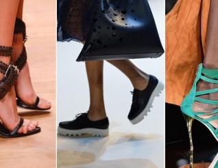 Os 35 sapatos mais estilosos