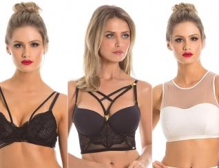 Comprando lingerie pela internet