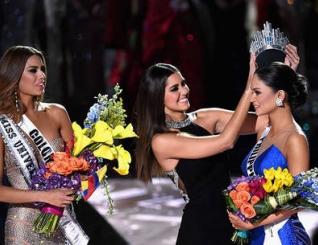 Ap�s pol�mica no Miss Universo, misses latinas se unem contra filipina, diz site