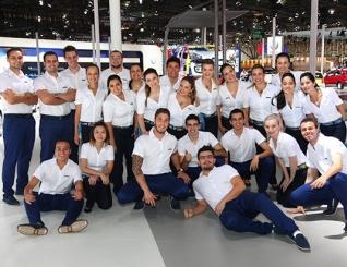 Volkswagen abre inscri��es para estagi�rios no Sal�o de S�o Paulo