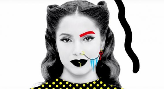 Eleita a melhor artista Brasileira